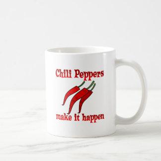 Chili Peppers Mugs