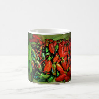 Chili Peppers Mug