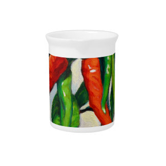 Chili Peppers Pitcher