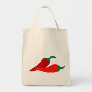 Chili Peppers Tote