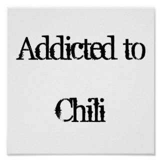 Chili Posters