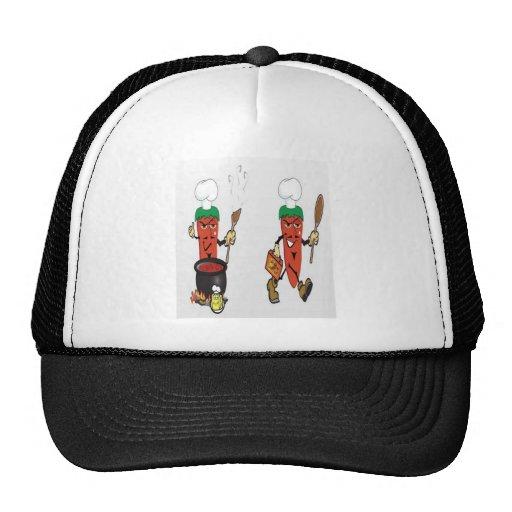 Chili soup boys hats