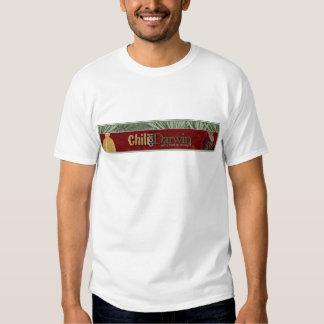 ChiliConDarwin black/white t-shirt men