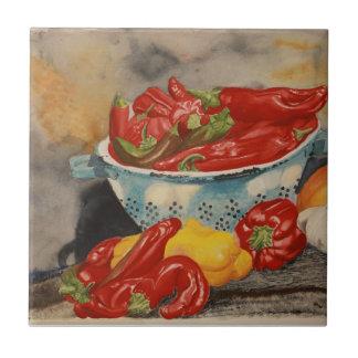 Chilies Tile
