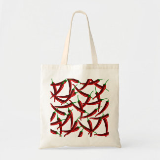 Chilies Tote Bag