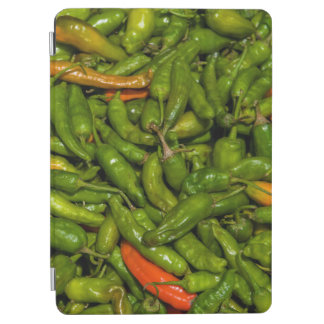 Chilis For Sale At Market iPad Air Cover