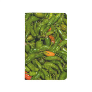 Chilis For Sale At Market Journal