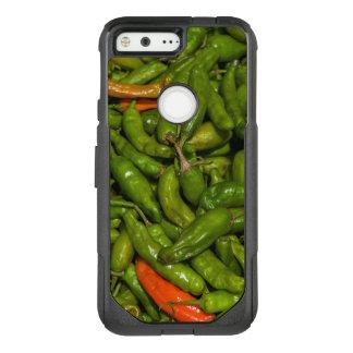 Chilis For Sale At Market OtterBox Commuter Google Pixel Case