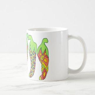 Chilis Incognito Coffee Mugs