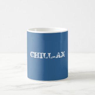 CHILL-AX COFFEE MUG