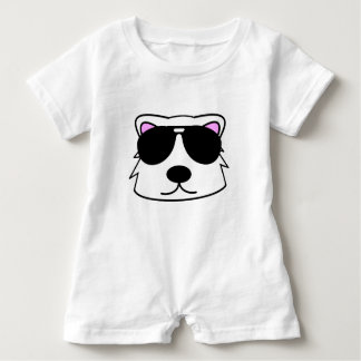Chill Bear Baby Bodysuit