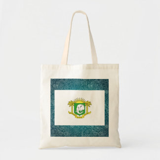 Chill Flag of Ivory Coast Tote Bag