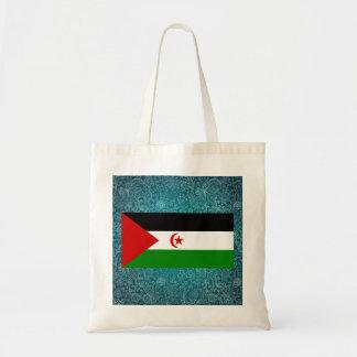 Chill Flag of Western Sahara Budget Tote Bag