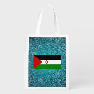 Chill Flag of Western Sahara