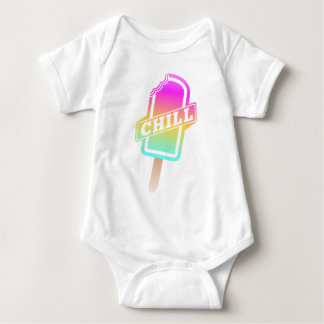 Chill Ice Pop Baby Bodysuit