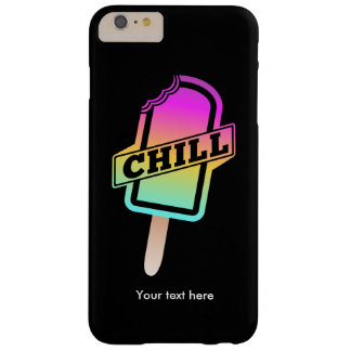Chill Ice Pop Barely There iPhone 6 Plus Case