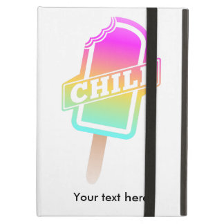 CHILL iPad AIR COVER