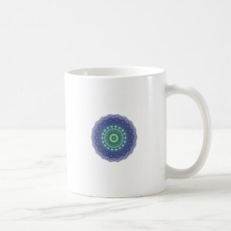 Chill Mandala Design Coffee Mug