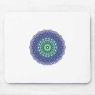 Chill Mandala Design Mouse Pad