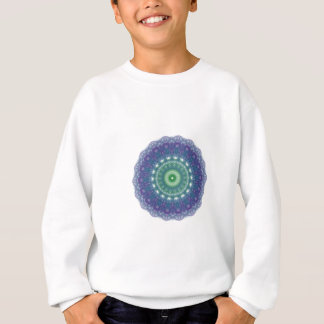 Chill Mandala Design Sweatshirt