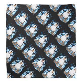 Chill Out Penguin Head Kerchiefs