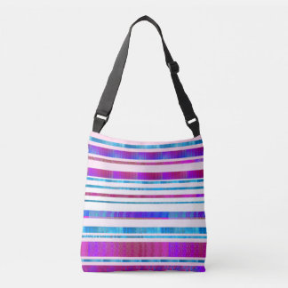 Chill Out Stripy Crossbody Bag