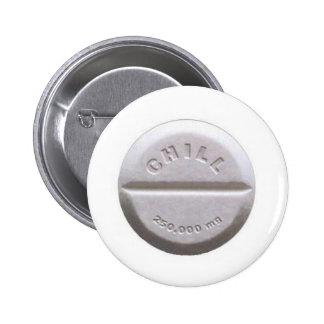 Chill Pill Pins