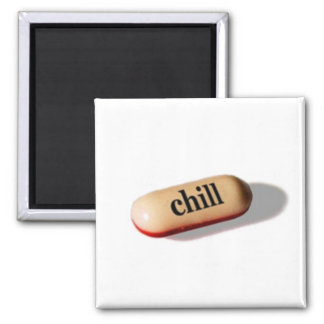 Chill Pill Magnet