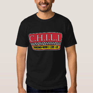 chill tee shirts
