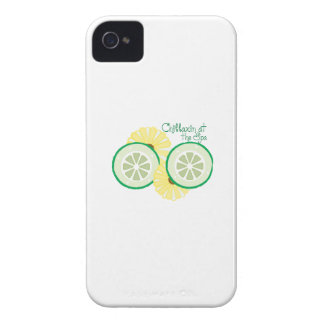 Chillaxin at the Spa iPhone 4 Case-Mate Case