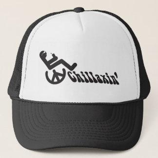 Chillaxin' Trucker Hat