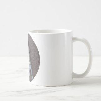 Chilled Meerkat Classic White Coffee Mug