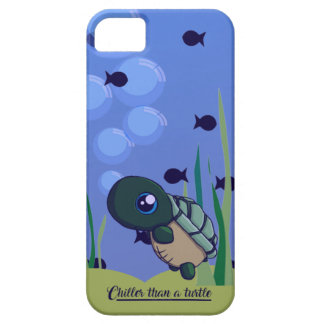 Chiller Than A Turtle IPhone Case