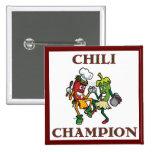 Chilli Champion Dancing Chilis Button