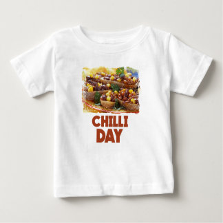 Chilli Day - Appreciation Day Baby T-Shirt