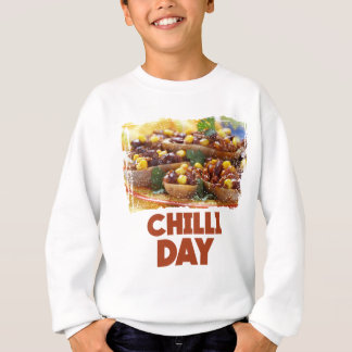 Chilli Day - Appreciation Day Sweatshirt