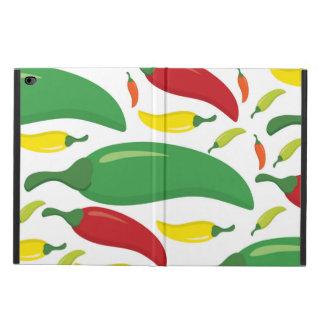 Chilli pepper pattern powis iPad air 2 case