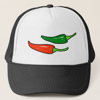 chillies trucker hat