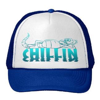 Chillin Blue Hat