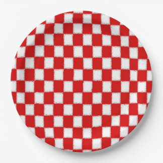 Chillin' & Grillin' Memorial Day Party Paper Plate