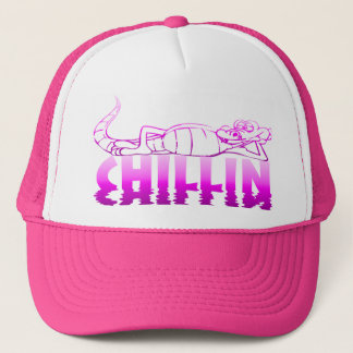 Chillin Pink Hat