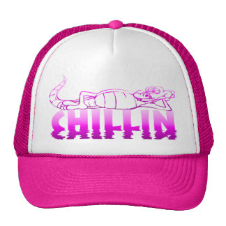 Chillin Pink Hat