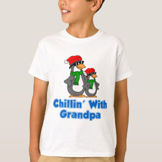 Chillin' With Grandpa T-Shirt