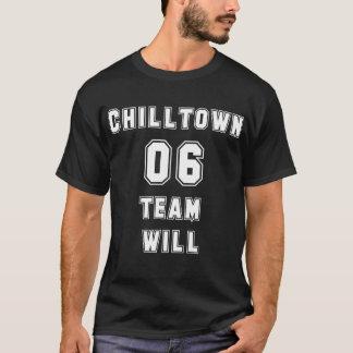 Chilltown Team Will T-Shirt