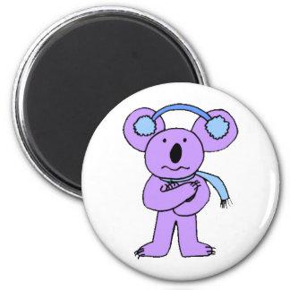 Chilly Koala Magnet