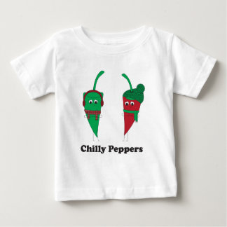 Chilly Peppers Baby T-Shirt