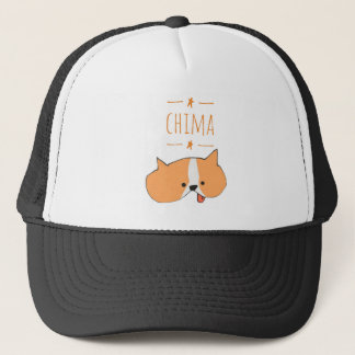 CHIMA (CARTOON) TRUCKER HAT