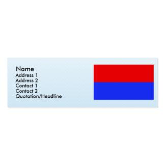 Chimborazo Equador Business Cards