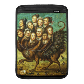 Chimera Winged Creature Early 18th Century Monster MacBook Sleeve