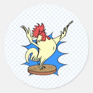 Chimmy Chicken Stickers